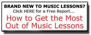 Brand new to music lessons? Click here to learn 6 ways to get the most out of music lessons.